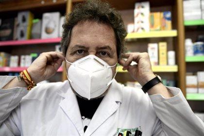 Los médicos insisten en que las mascarillas FFP2 no son recomendables en población general