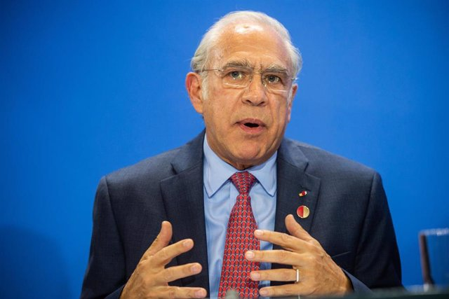 El secretario general de la OECD, Angel Gurria