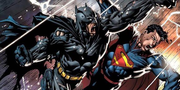 1. Jude Law es Superman, Colin Farrell es Batman y su mujer es asesinada por Joker: Así era Batman v Superman 2001
