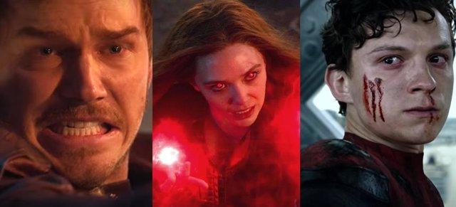 Las batallas del Universo Cinematográfico Marvel