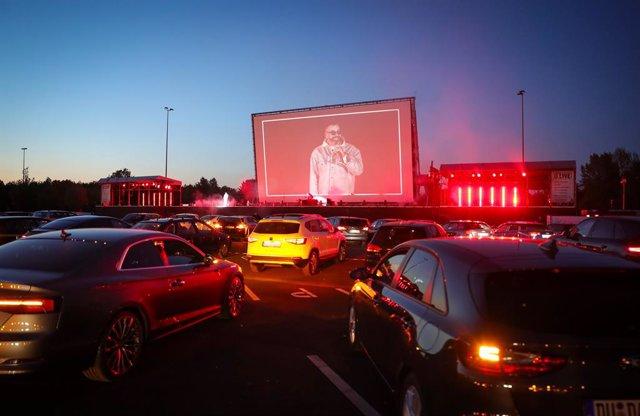 SIDO - Live! At Drive-In Cinema During The Coronavirus Crisis