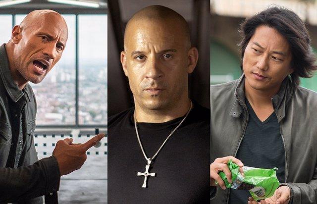 Personajes de la saga Fast and Furious