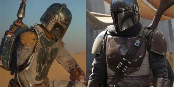 1. The Mandalorian 2 ¿Cómo sobrevivió Boba Fett en Star Wars: El retorno del Jedi?