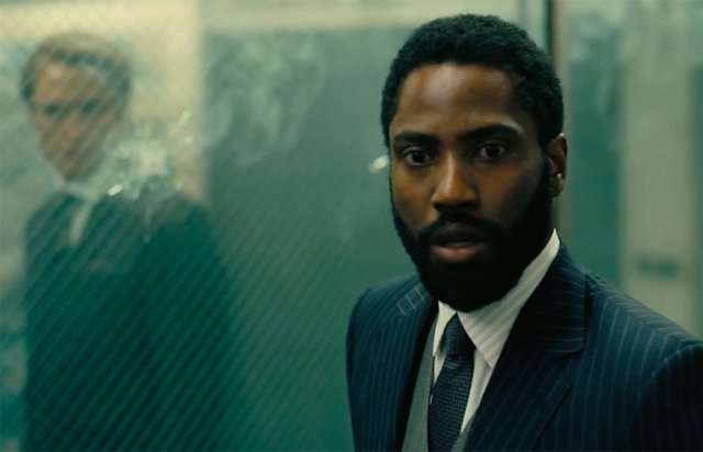 Robert Pattinson y John David Washington protagonizan Tenet