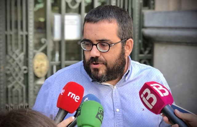 El senador autonómico Vicenç Vidal