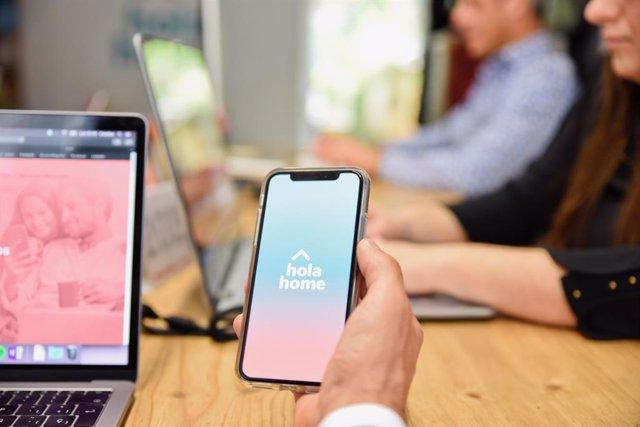 La startup española de alquiler HolaHome ha digitalizado todo el proceso en tiempos del coronavirus