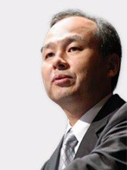 Masayoshi son, presidente y CEO de Softbank Group