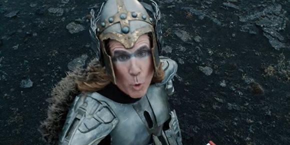 2. Will Ferrell y Rachel McAdams en Eurovisión: Espantajería y mamarrachez entre Frozen y Juego de tronos