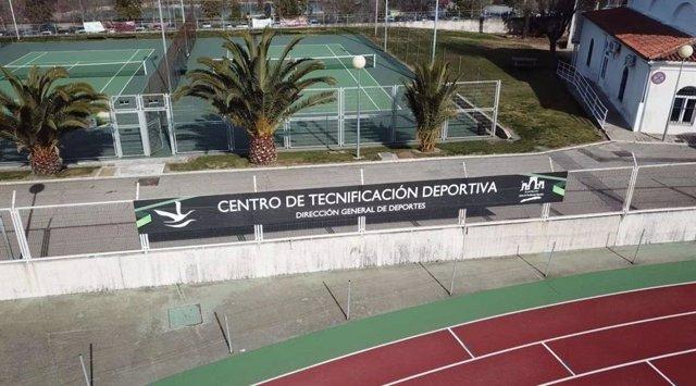 Centro de Tecnificación Deportiva de Cáceres