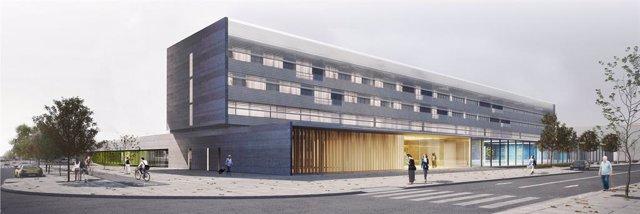 L'Hospital de Viladecans (arxiu)