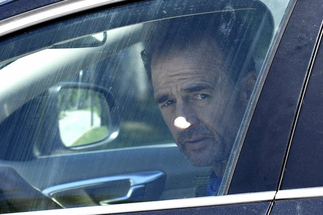 Alessandro Lequio llega a casa de Ana Obregón para apoyarla tras la pérdida de su hijo Álex Lequio