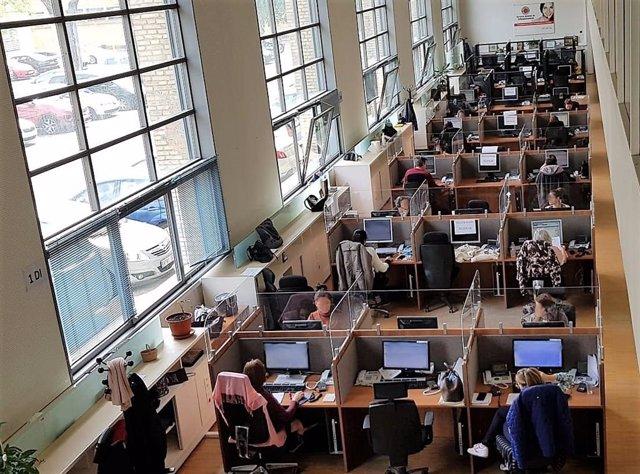 Servicio de teleasistencia en Málaga gestiona un diez por ciento más de llamadas