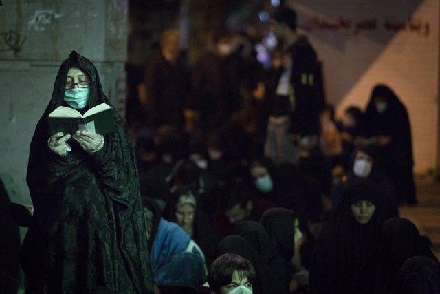 Rezo en Teherán