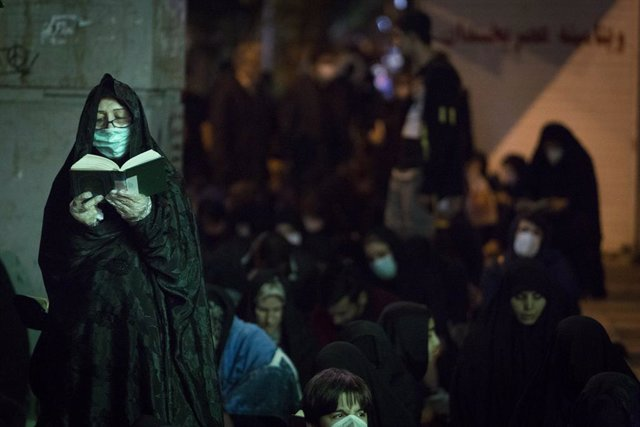 Coronavirus.- Irán supera los 7.000 fallecidos por coronavirus