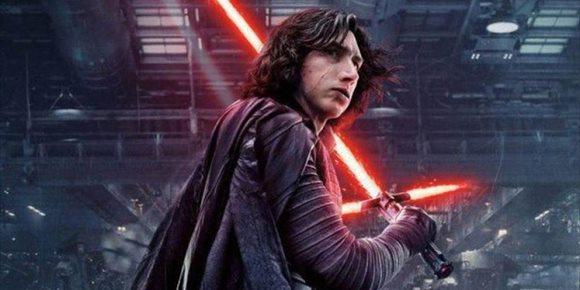 1. Star Wars revela el verdadero origen del sable láser de Kylo Ren