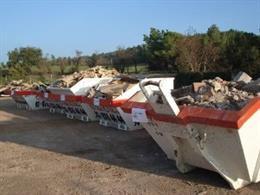 Àrids reciclats dels residus de la construcció