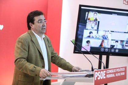 """Extremadura recibirá dos robots que en caso de """"rebrote"""", podrán hacer hasta 5.000 pruebas PCR diarias"""