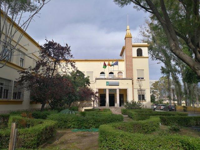 Instituto de Educación Secundaria (IES) La Rosaleda en una imagen de archivo.