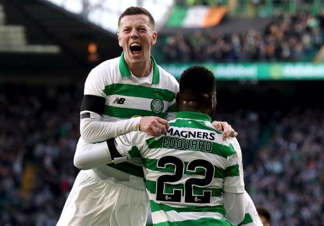 Fútbol.- La Premier escocesa da por concluida la temporada y corona campeón al C