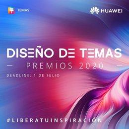 COMUNICADO: Huawei abre un año más la convocatoria a su Concurso Global de Diseñ