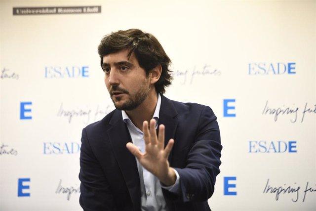 Toni Roldán (EsadeEcPol).