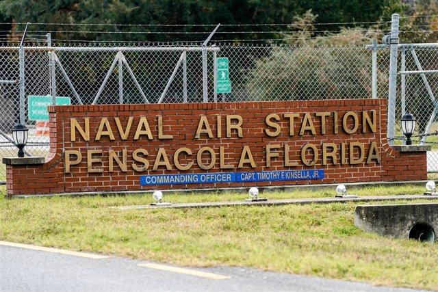 Base militar de Pensacola, en Florida