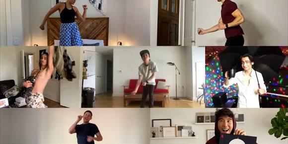 1. The Umbrella Academy 2 revela su fecha de estreno en Netflix con un genial videoclip casero