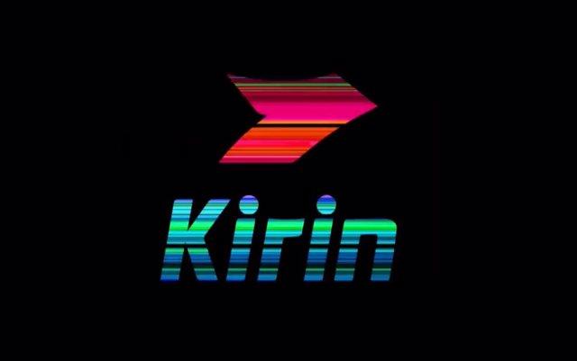 Logo de los procesadores Kirin de Huawei
