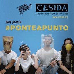 CESIDA lanza una campaña para animar a las personas a hacerse la prueba del VIH