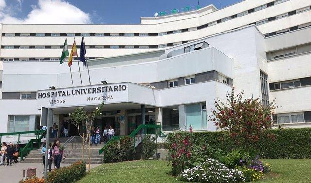 """Cvirus.- Moreno: El riesgo de contagio de sanitarios del Hospital Macarena ha sido """"similar"""" en toda Andalucía"""