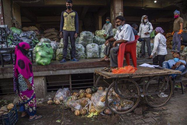 Mercat de Nova Delhi
