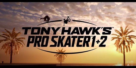 4. 'Tony Hawk's Pro Skater 1 + 2' desvela su banda sonora