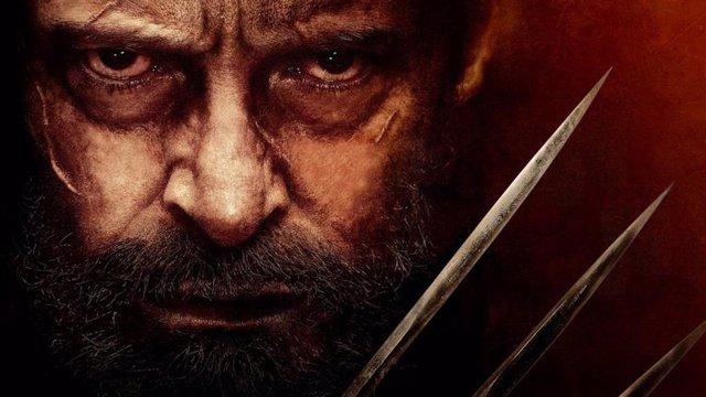 Hugh Jackman como Lobezno en Logan