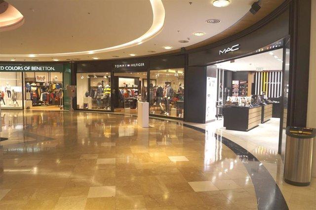 Centro comercial Artea en Leioa (Bizkaia)