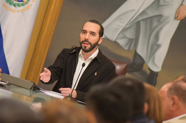 Coronavirus.- La Sala de lo Constitucional de El Salvador suspende temporalmente
