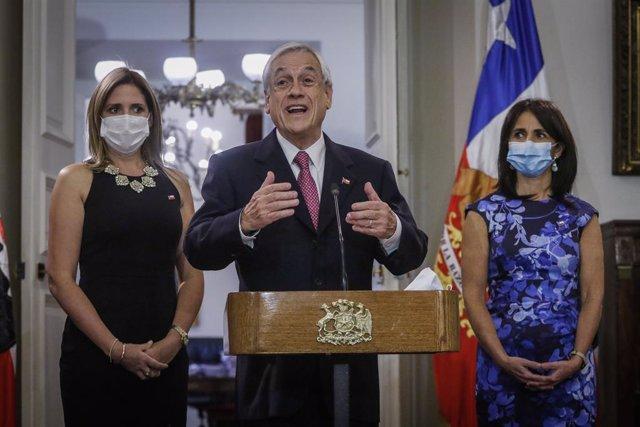 """Coronavirus.- Piñera reconoce que Chile """"no estaba preparado"""" para hacer frente"""