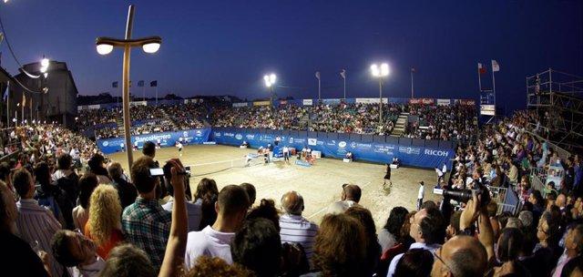 Torneo Tenis Playa de Luanco.