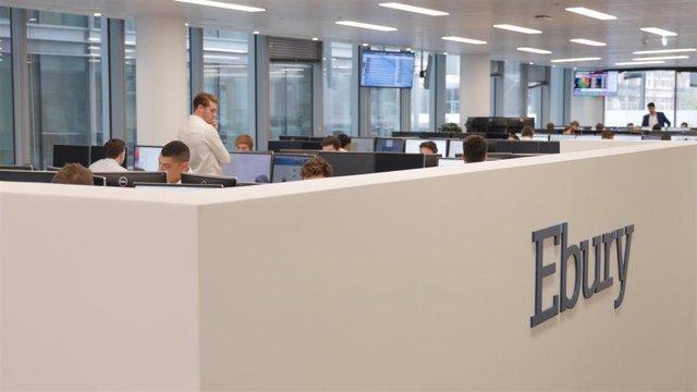 Oficina Ebury fintech