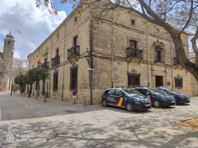 Policía Nacional de Úbeda (Jaén)