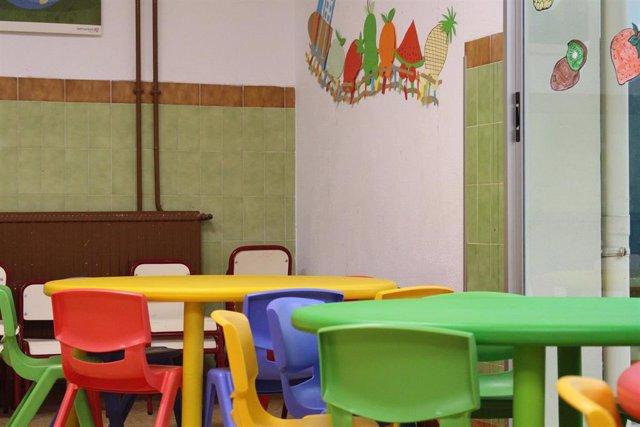 Imagen de recurso de aula infantil
