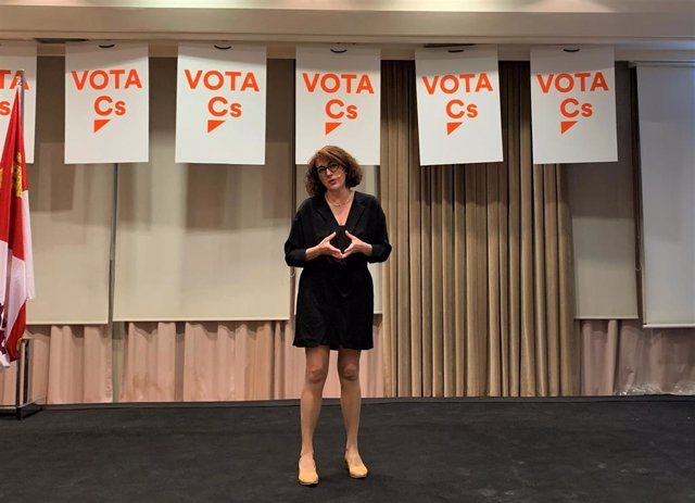 Soraya Rodríguez, candidata de Cs al Parlamento Europeo