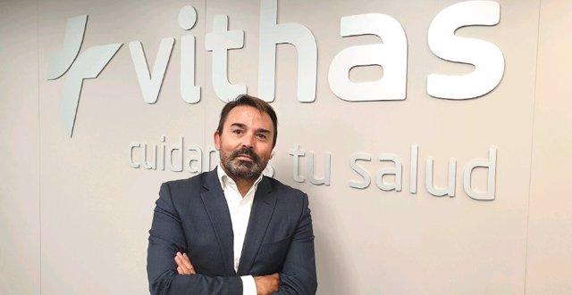 El doctor David Baulenas, director corporativo Asistencial y de Investigación de Vithas
