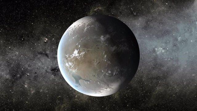Exoplaneta terrestre