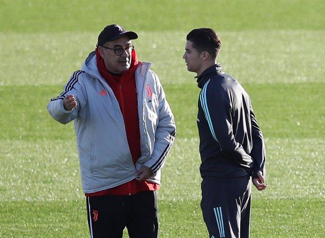 Fútbol.- Cristiano Ronaldo se reincorpora a los entrenamientos con la Juventus