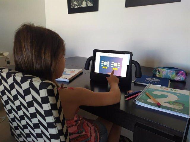 Estudio de la UPV sobre enseñanza online