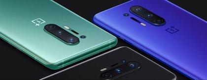 OnePlus desactivará el filtro de color de OnePlus 8 Pro que permite ver a través de los materiales