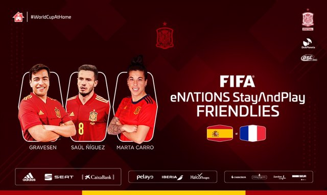 Fútbol.- Saúl Ñíguez, Marta Carro y 'Gravesen' se miden este miércoles a Francia