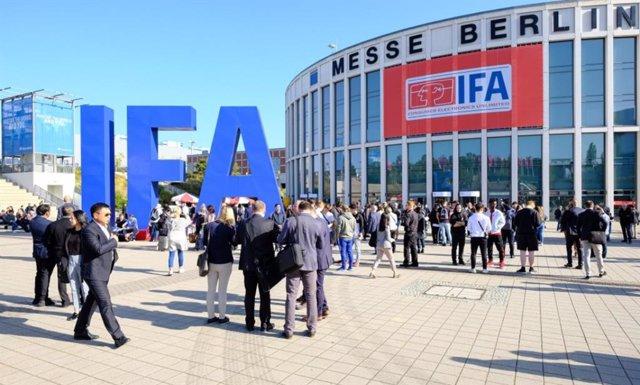 IFA 2020 se celebrará del 3 al 5 de septiembre en Berlín, con aforo limitado baj