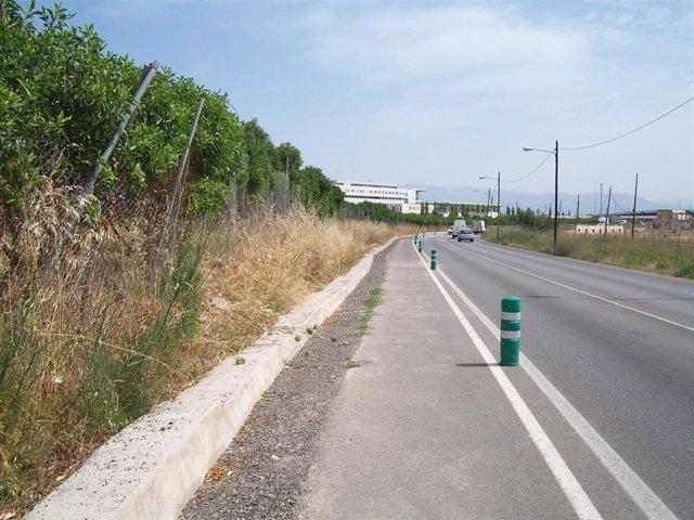 El Consell inicia la licitación del proyecto del carril bici en Son Espases.