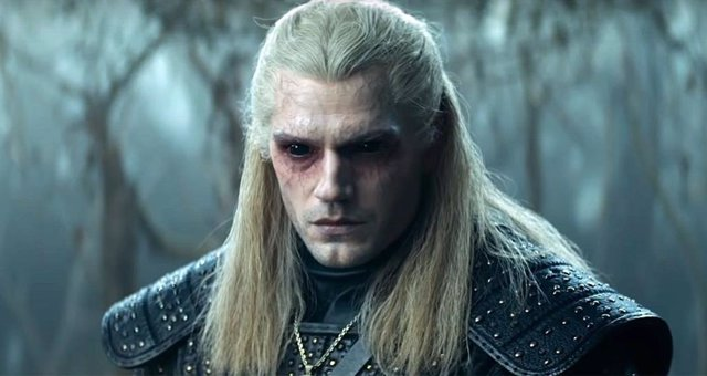 Henry Cavill protagoniza The Witcher en Netflix